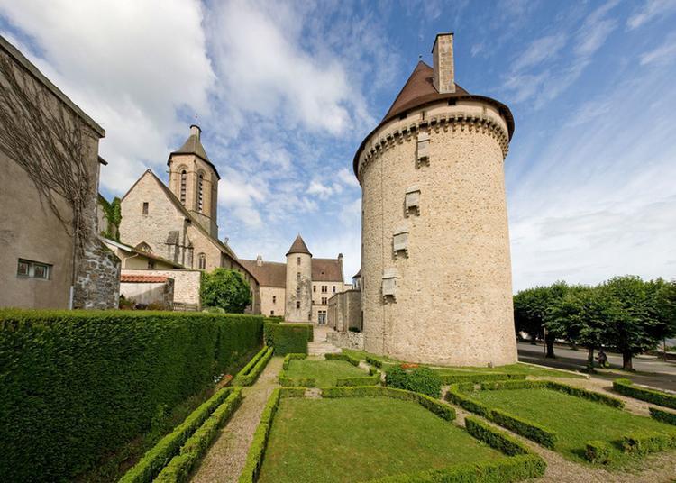 Visite Guidée De La Tour Zizim à Bourganeuf
