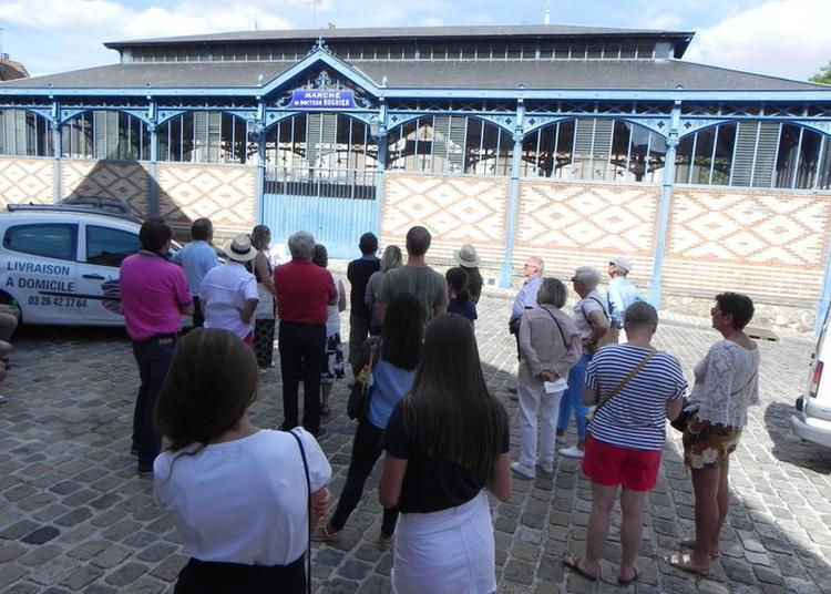 Visite Guidée De Sézanne Et De Ses Ruelles à Sezanne
