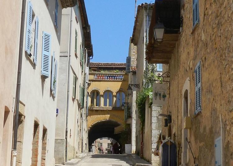 Visite Guidée De Valbonne Village