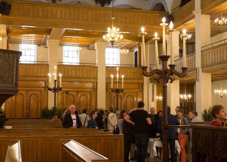 Visite Guidée : Découverte De La Synagogue Consistoriale à Metz