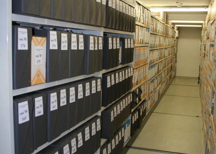 Visite Guidée Des Archives De La Marne à Chalons en Champagne