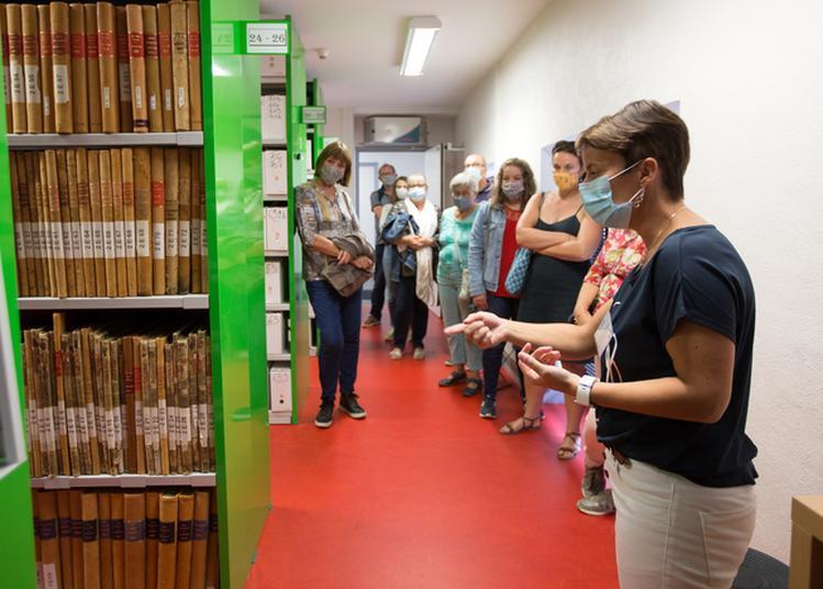 Visite Guidée Des Archives De Lorient