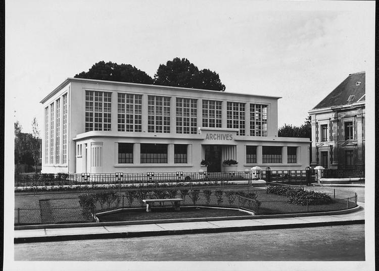 Visite Guidée Des Archives Départementales De L'eure à Evreux