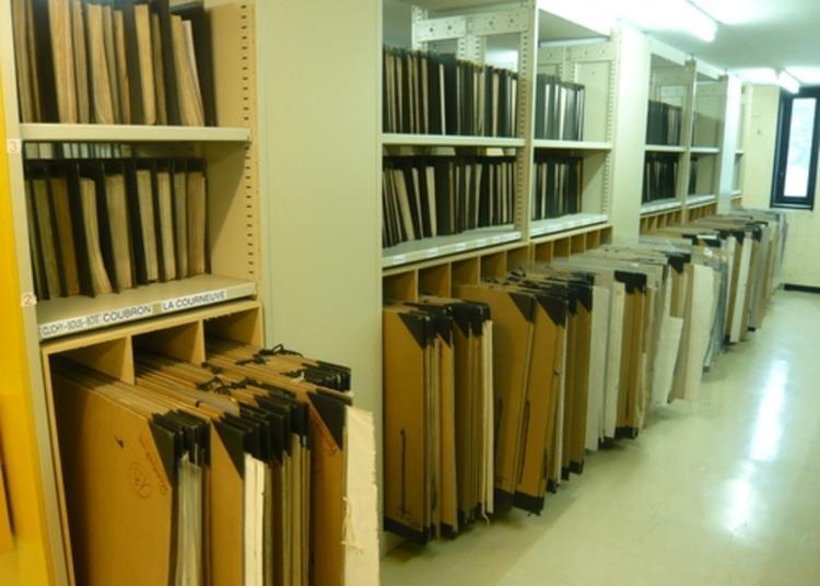 Visite Guidée Des Archives Départementales De La Seine-saint-denis à Bobigny