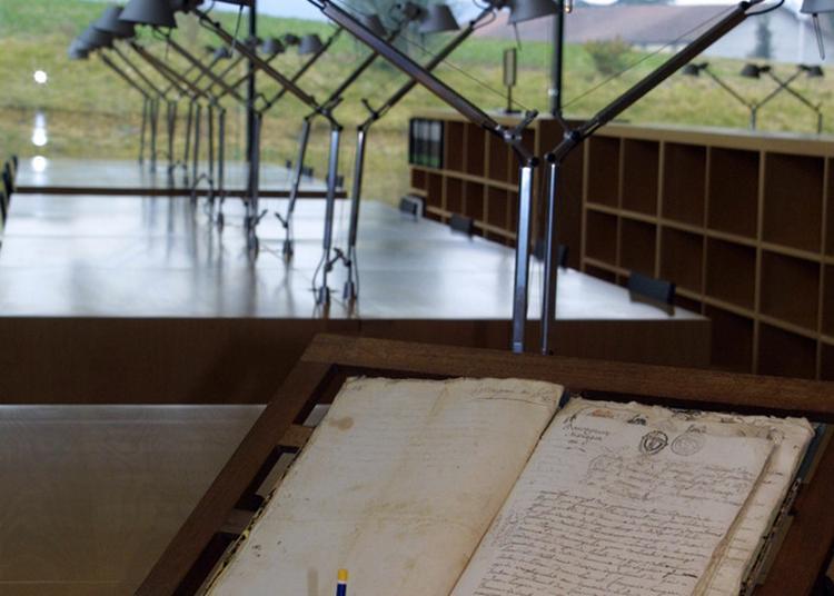 Visite Guidée Des Archives Départementales Du Gers à Auch