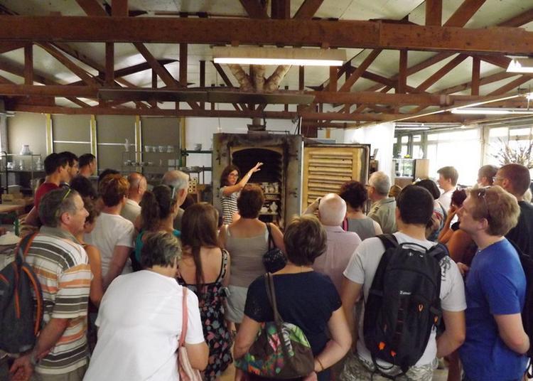 Visite Guidée Des Ateliers De Fabrication De Faïence De Moustiers à Moustiers sainte Marie