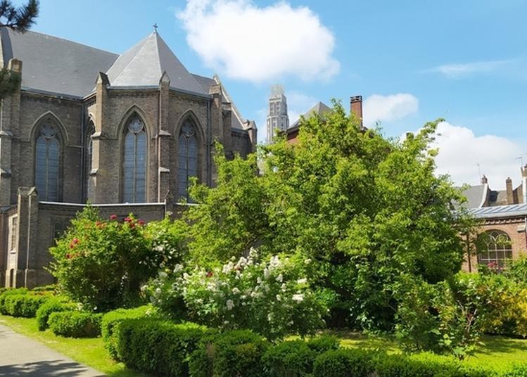 Visite Guidée Des Bâtiments Historiques à Amiens