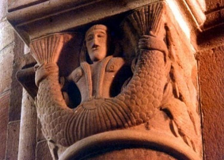 Visite Guidée Des Chapiteaux De La Cathédrale De Saint-dié-des-vosges à Saint Dié des Vosges