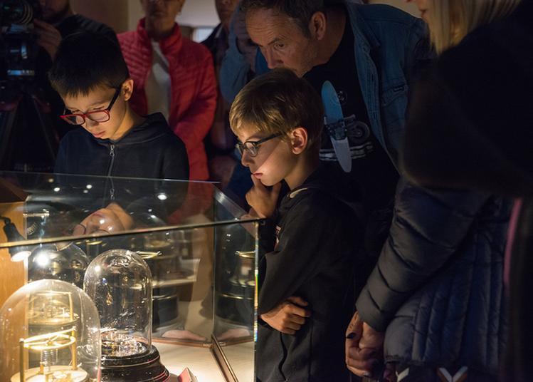 Visite Guidée Des Collections Du Musée De L'horlogerie Et Du Décolletage à Cluses