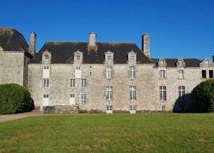 Visite Guidée Des Extérieurs Du Château De La Grationnaye à Malansac