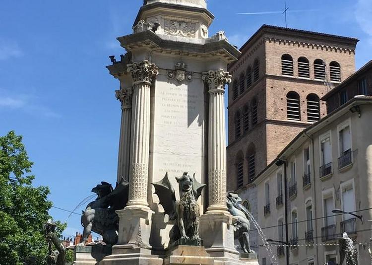 Visite Guidée Des Fontaines Dans Le Coeur Historique De La Ville à Grenoble