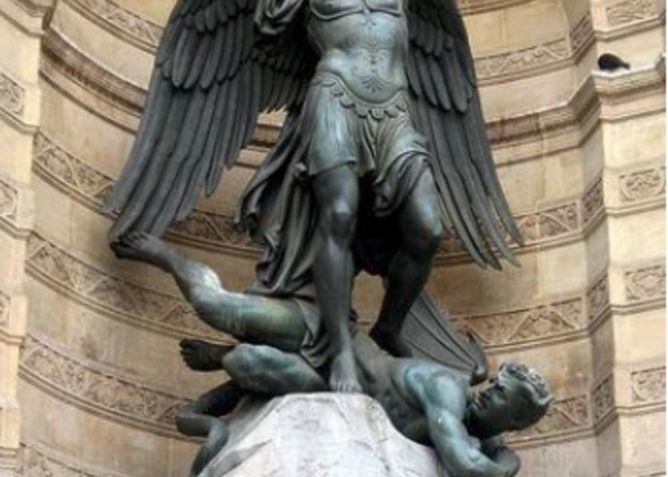 Visite Guidée Des Fontaines De Paris Rive Gauche à Paris 6ème
