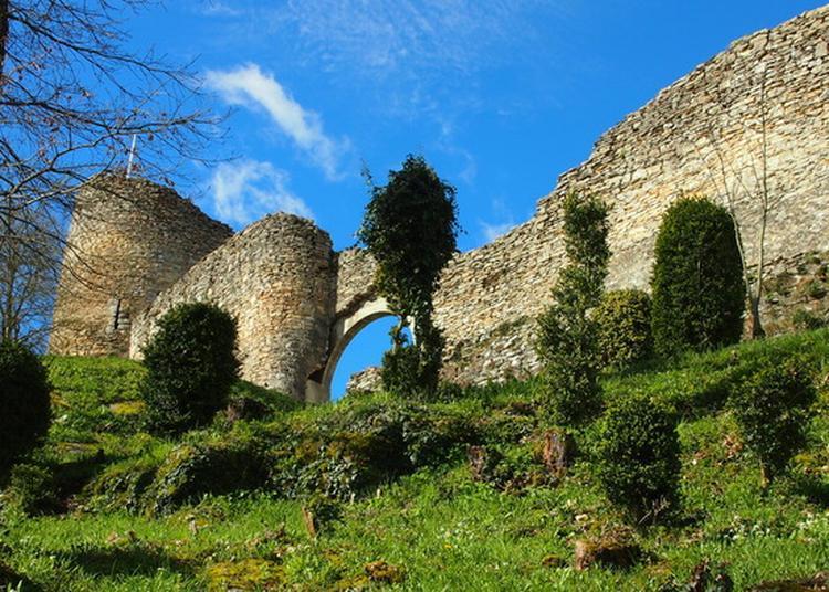 Visite Guidée Des Fortifications à Cremieu
