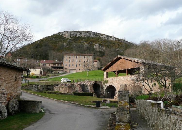 Visite Guidée Des Fours à Plâtre De Berzé-la-ville à Berze la Ville
