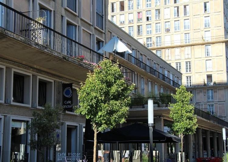 Visite Guidée Des Îlots V40 & V41 D'auguste Perret à Le Havre