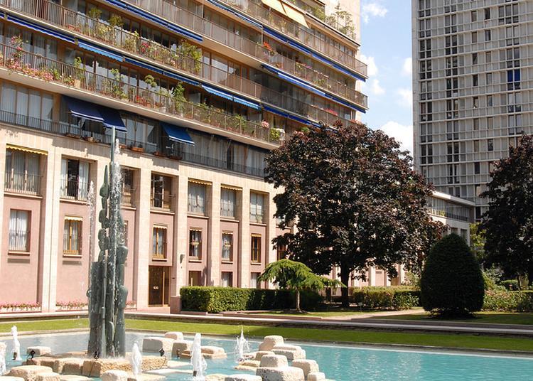 Visite Guidée Des Immeubles Fernand Pouillon à Boulogne Billancourt