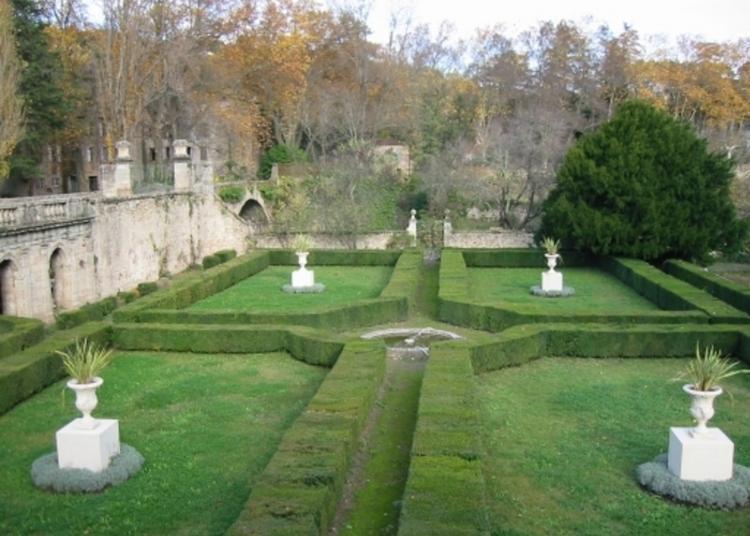 Visite Guidée Des Jardins à Lodeve