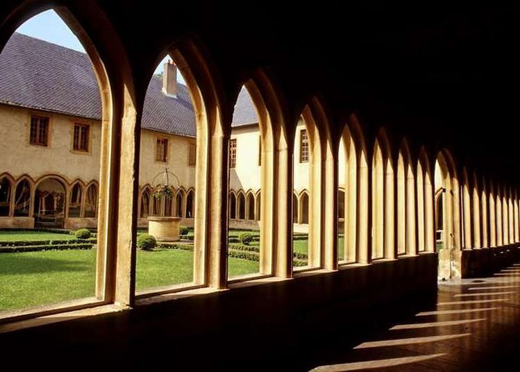 Visite Guidée Des Jardins Du Cloître Des Récollets à Metz