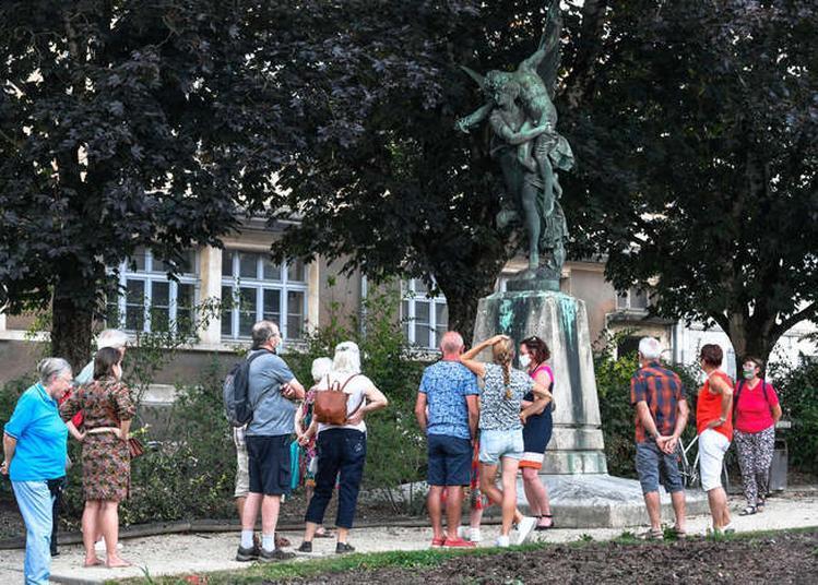 Visite Guidée Des Lieux De Mémoire De La Guerre Franco-prussienne De 1870-1871 à Niort