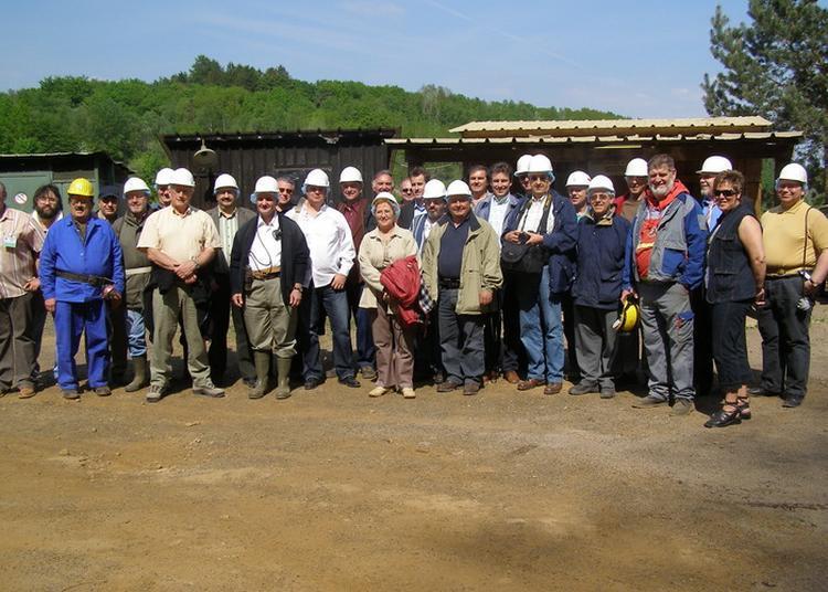 Visite Guidée Des Mines De Hussigny Godbrange