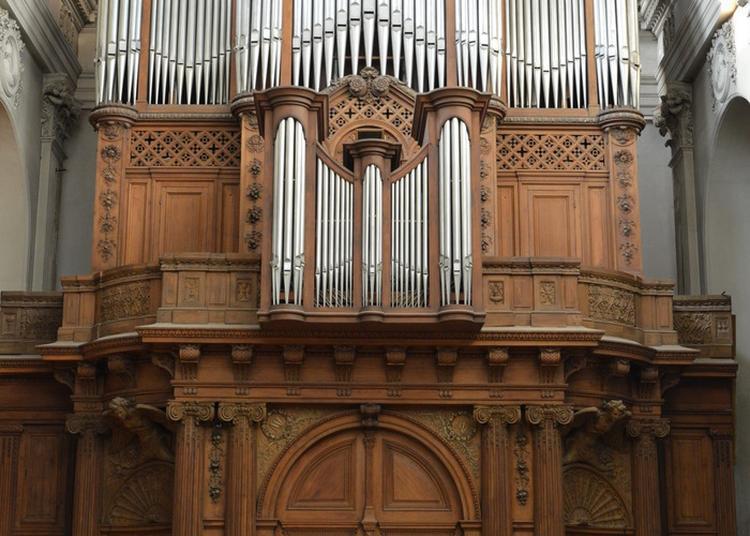 Visite Guidée Des Orgues De L'église Notre-dame Des Blancs-manteaux à Paris 4ème