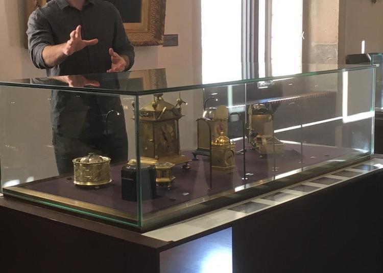 Visite Guidée : Des Outillages Horlogers Aux Savoir-faire D'antan, Une Longue Histoire De Transmission à Besancon