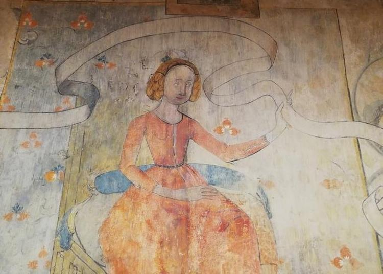 Visite Guidée Des Peintures Médiévales à Strasbourg