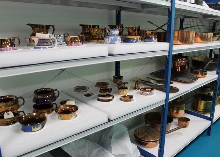 Visite Guidée Des Réserves Du Musée D'art Et D'histoire De Granville