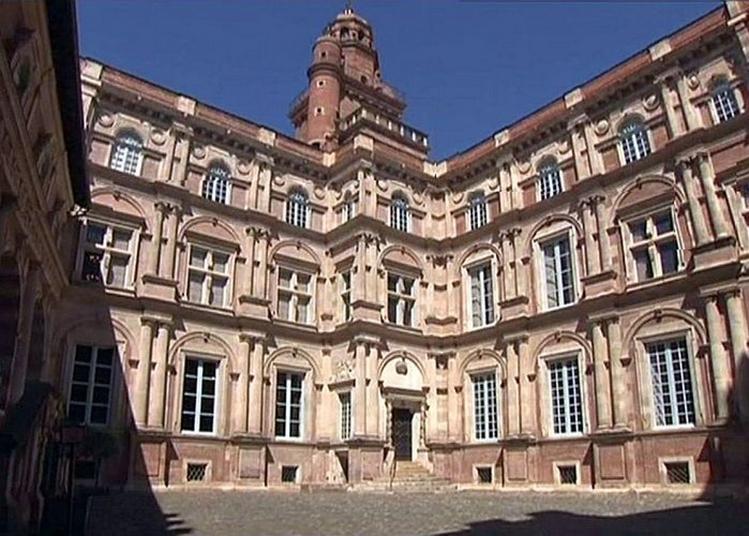 Visite Guidée Des Salons Des Académies De L'hôtel D'assézat à Toulouse