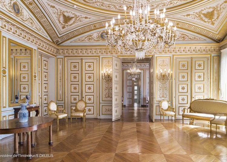 Visite Guidée Des Salons Historiques De L'hôtel De La Préfecture Du Calvados à Caen
