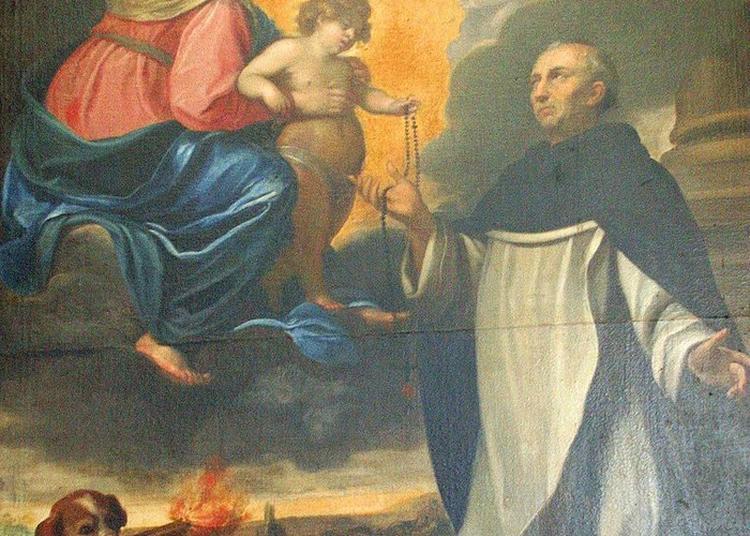 Visite Guidée Des Tableaux De L'église Abbatiale à Vendome