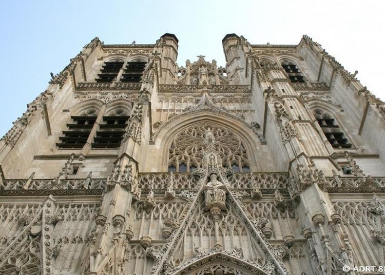 Visite Guidée Des Tours De La Collégiale De  Saint-vulfran à Abbeville