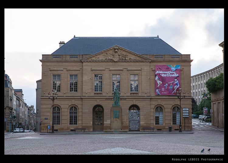 Visite Guidée : Développement Urbain De Metz Du 20ème Siècle à Nos Jours.