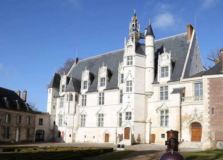 Visite Guidée Du 2ème étage Du Palais à Beauvais