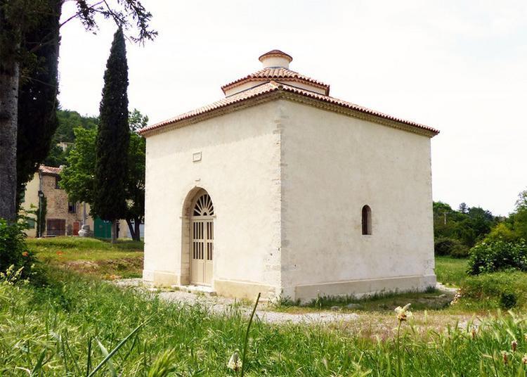 Visite Guidée Du Baptistère Antique (ve Siècle) Organisée Par La Mairie De Riez Et Le Cnrs (centre Camille Jullian).