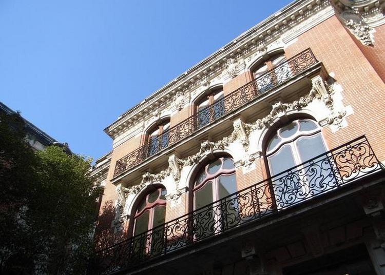 Visite Guidée Du Bâtiment Art Nouveau à Toulouse