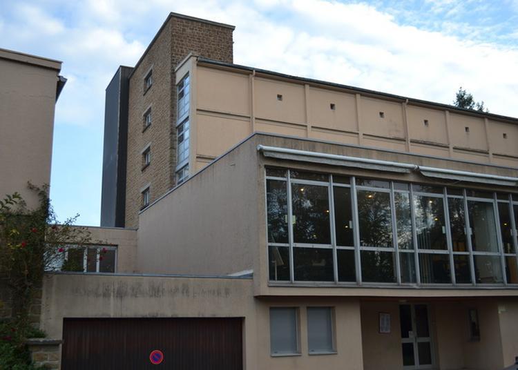 Visite Guidée Du Bâtiment Des Archives à Charleville Mezieres