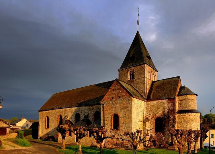 Visite Guidée Du Bourg De Cailly à L'ère Du Numérique