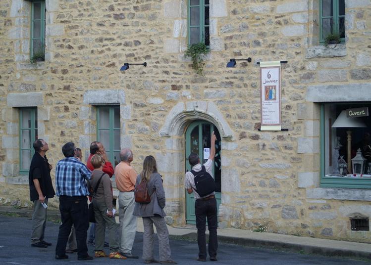 Visite Guidée Du Bourg Et De L'église - Noyal Muzillac