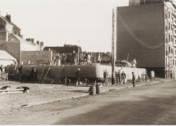 Visite Guidée Du Bunker De La Marine Nationale Au Havre à Le Havre