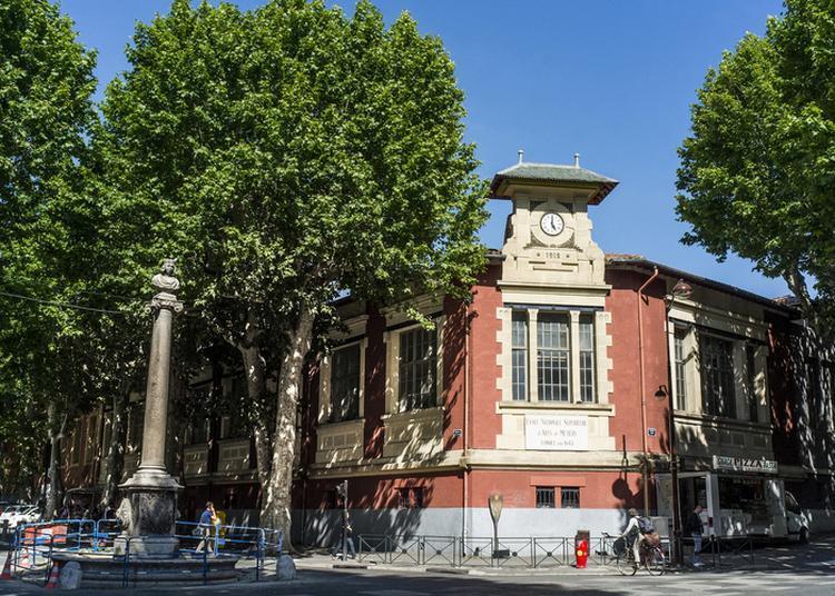 Visite Guidée Du Campus Arts Et Métiers D'aix-en-provence à Aix en Provence