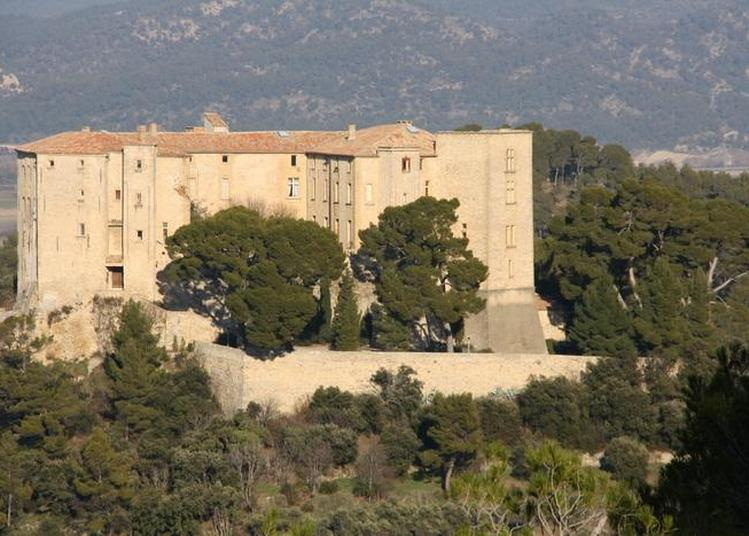 Visite Guidée Du Centre Ancien Au Château à Meyrargues