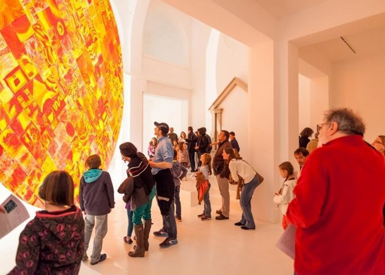 Visite Guidée Du Centre D'art Contemporain - La Synagogue De Delme Et De La Gue(ho)st House