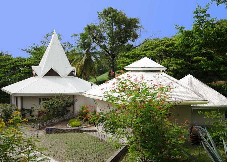 Visite Guidée Du Centre D'interprétation Du Patrimoine Paul Gauguin. à Le Carbet