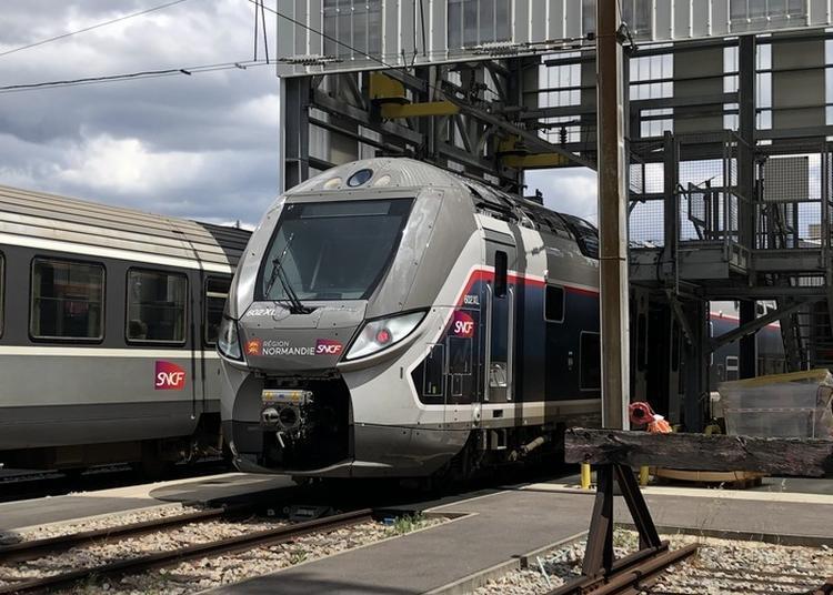 Visite Guidée Du Centre De Maintenance De Trains Sncf Eptic à Clichy-la-garenne