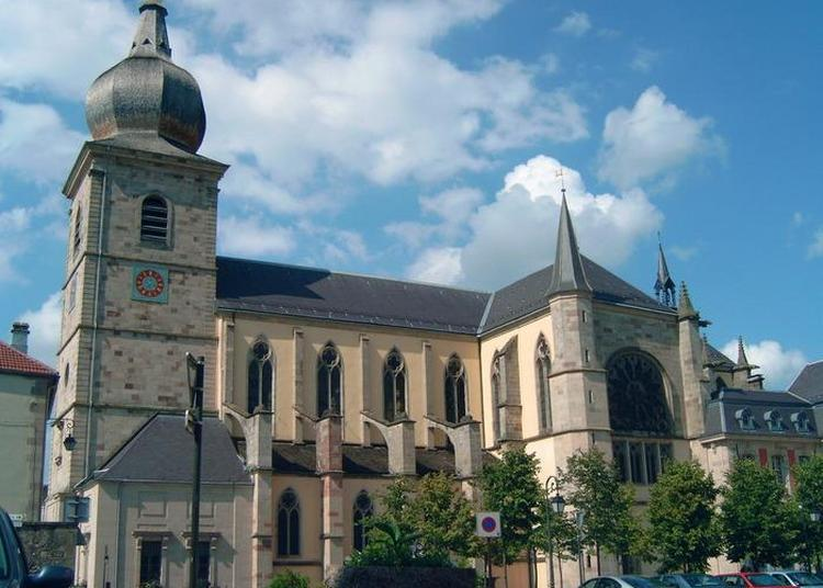Visite Guidée Du Centre Historique De Remiremont