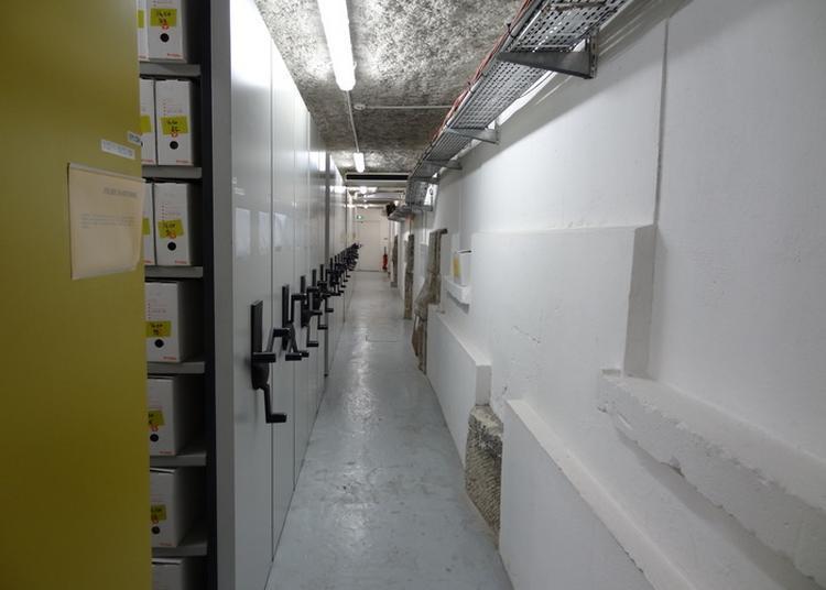 Visite Guidée Du Centre National Des Archives De L'Église De France (cnaef) à Issy les Moulineaux