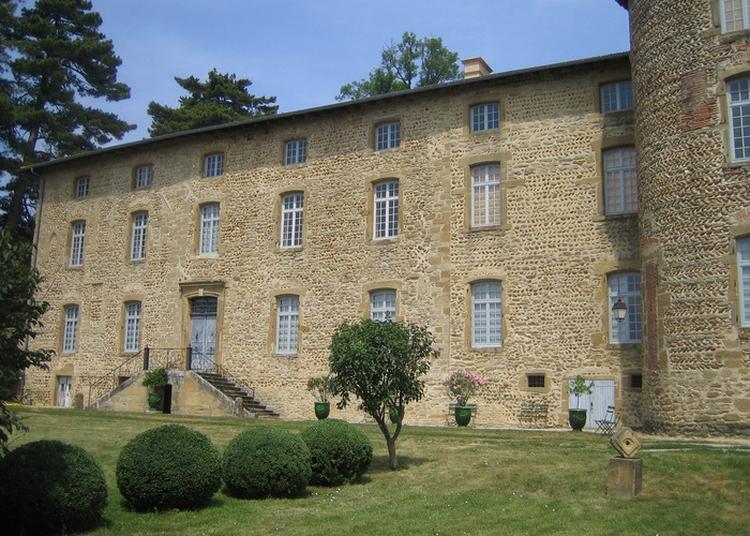 Visite Guidée Du Château à Revel Tourdan