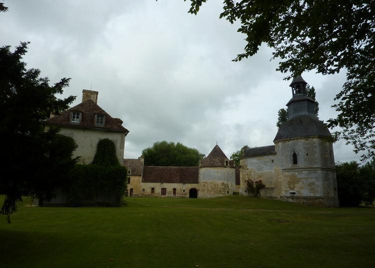 Visite Guidée Du Château à Vicques