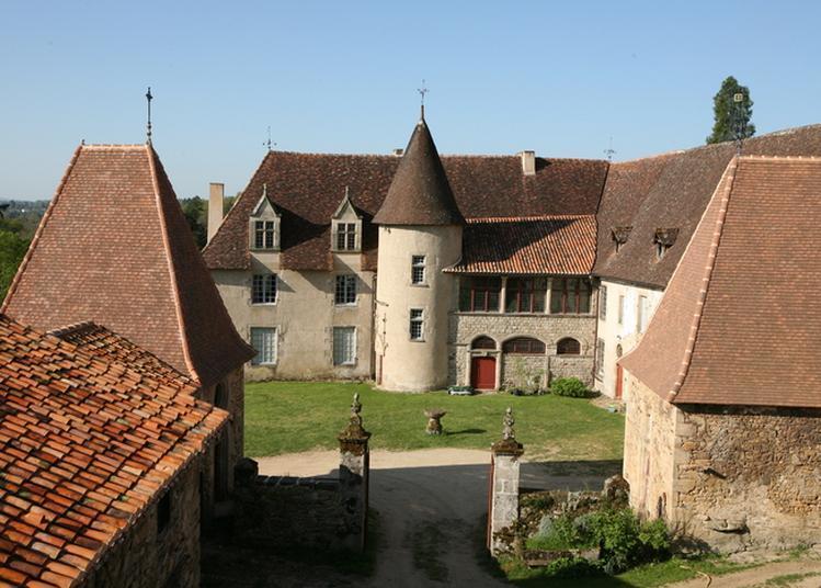Visite Guidée Du Château à Aixe sur Vienne